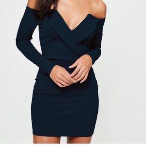 Missguided Bardot Dress